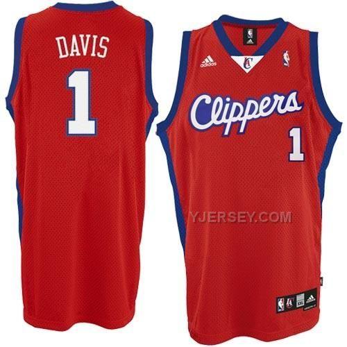 http://www.yjersey.com/nba-clippers-1-baron-davis-red-jerseys.html Only$37.00 #NBA #CLIPPERS 1 BARON DAVIS RED JERSEYS Free Shipping!