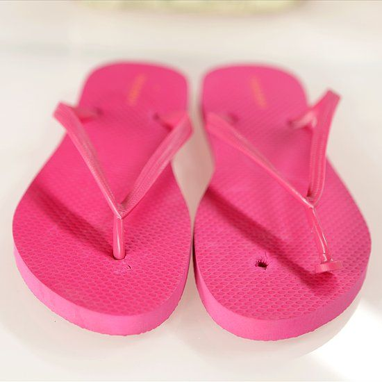 You'll Never Guess This Trick For Fixing a Broken Flip-Flop . . .