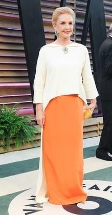 Carolina Herrera | 2014 Vanity Fair Oscar Party