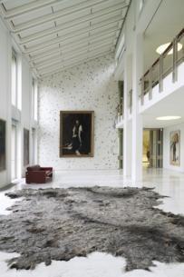 Gorgeous felt work by Claudy Jongstra @Gouvernement Maastricht, NL