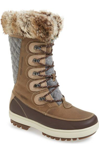 Helly Hansen Garibaldi Waterproof Boot (Women) available at #Nordstrom