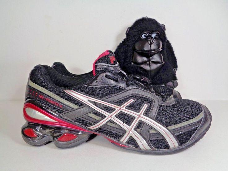 Women's Asics Gel Frantic 6 Running Cross Training shoes size 11 US T1E5N #ASICS #Running