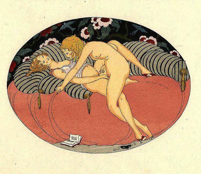 Gerda Gottlieb Wegener Porta (1886 - 1940) fue una dibujante y pintora danesa conocida por su erotismo.