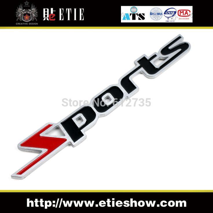 Парковка для рулевого колеса 2014 пвх для прямые продажи ограниченной нежный спортивный автомобиль логотип 3d знак эмблема с клей клей