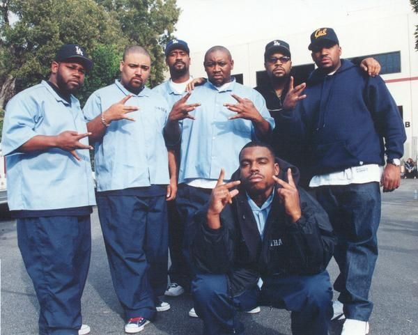 Westside Connection, Celly Cel Mad CJ Mac & Daz.