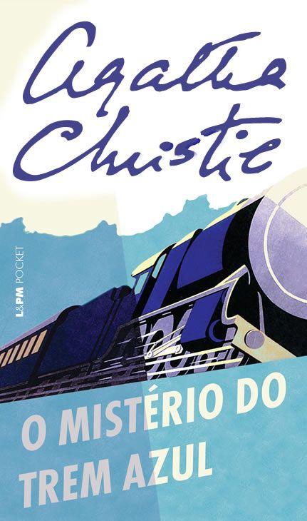 O Mistério do Trem Azul – Agatha Christie