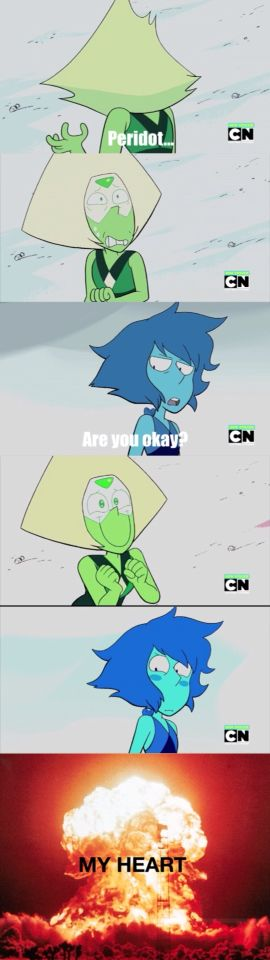 Lapidot, Steven universe I can relate...