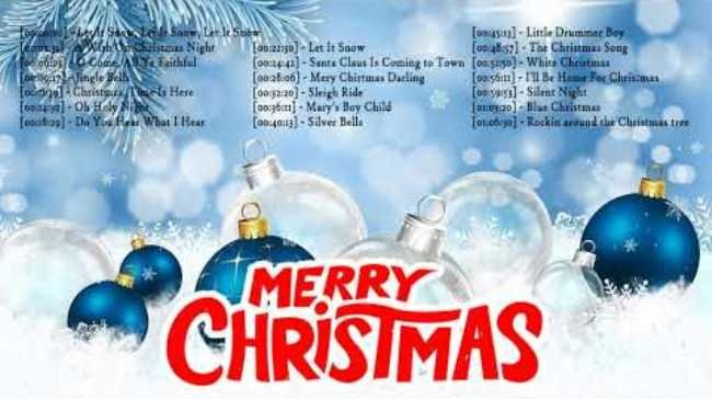 New Christmas Songs 2018 Christmas Christmasgifts Christmastree Merrychristmas Chr Traditional Christmas Songs Classic Christmas Songs New Christmas Songs