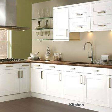 Delrosso White Kitchen