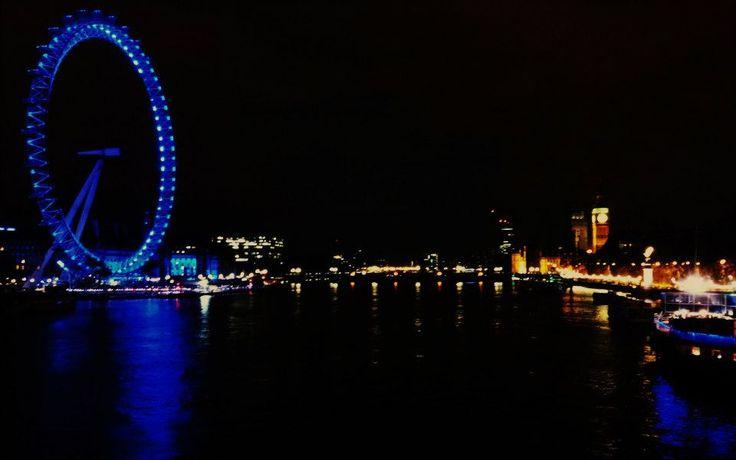 London, foto mia