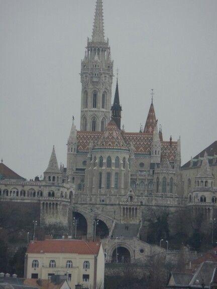 Mátyás templom, Budai várnegyed