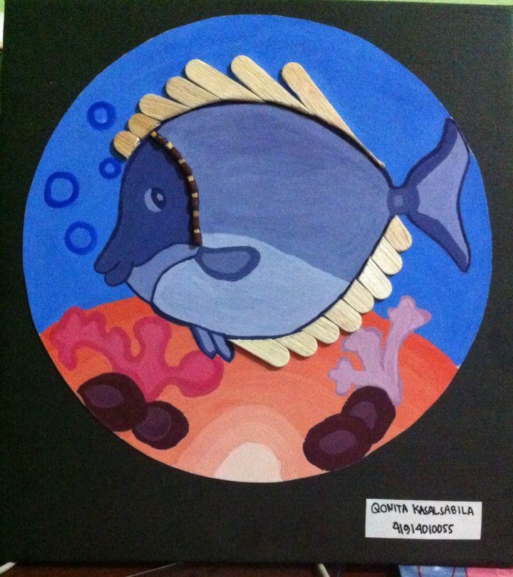 Blub blub  #art #painting