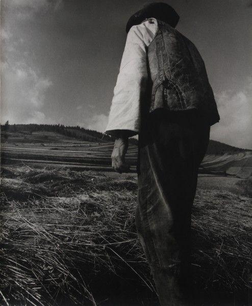 Martin Martinček Highlander from Liptov Around 1970