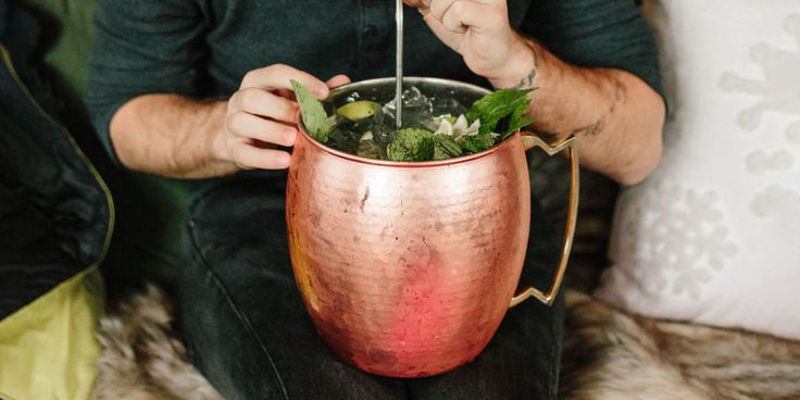 Here's Where You Can Get Your Hands On A Giant Moscow Mule