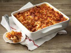 Kädenkäänteessä valmistuva pasta maistuu perheen pienemmillekin.