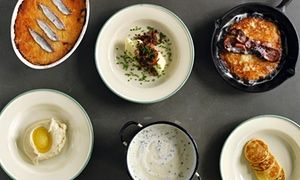peep toe shoes in winter Clockwise from top left  Swedish potato and sprat casserole  Danish   Burning Love    coarse potato pancakes with fried salt pork  potato patties  potato soup  and Norwegian potato porridge