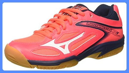 Mizuno Lightning Star Z3 Junior Indoor Court Shoes - SS17 - J5