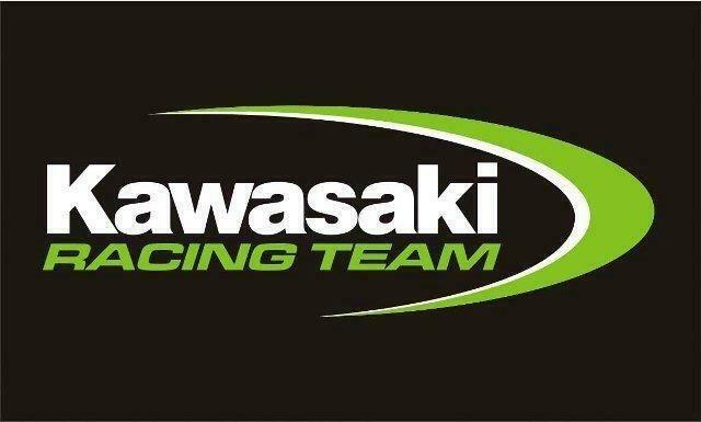 Kawasaki Motorcycles Racing Flags For Sale Online Mascobannerscom In 2020 Kawasaki Motorcycles Kawasaki Vintage Racing Poster