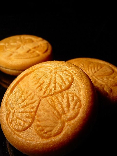 Japanese sweets / 英傑古紋(eiketsukomon)