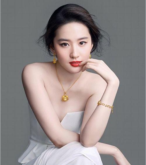 Liu Yi Fei 刘亦菲 (劉亦菲) 87 - debut 2003