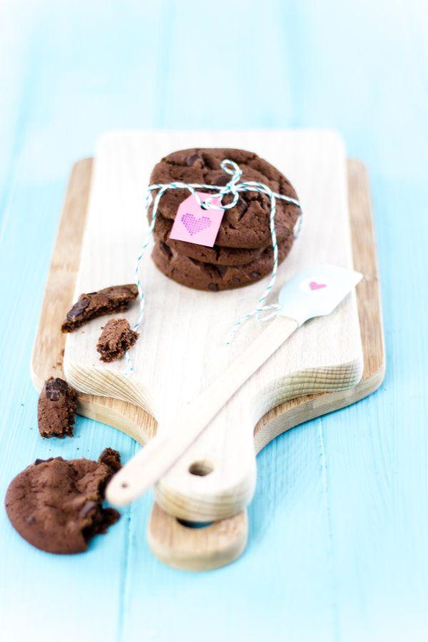 Hurra Wochenende: Das Rezept für die besten Schokocookies der Welt und grosse Zeitschriftenliebe! by http://titatoni.blogspot.de/