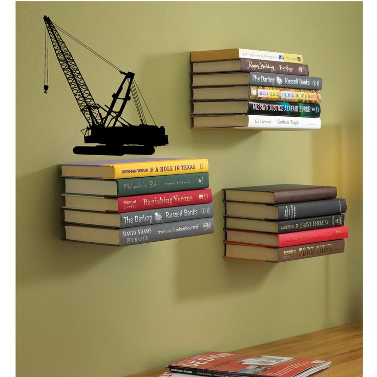 Building crane boy construction Wall Art Sticker Decal
