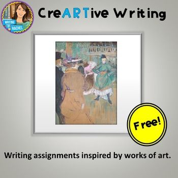 What kind of assignments will I get in a creative writing class?