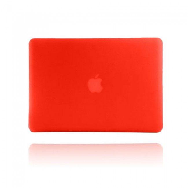 Hard Shell (Punainen) Macbook Pro 13.3 Suojakuori - http://lux-case.fi/macbook-suojakotelot.html