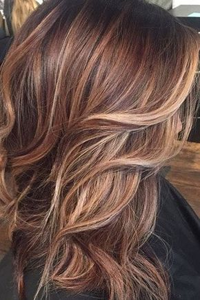 Gorgeous Brown Hairstyles With Blonde Highlights Moms Hair Hair