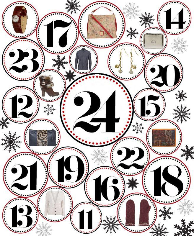 Find out our advent calendar http://www.modaful.com/eu/calendario-dell-avvento.html