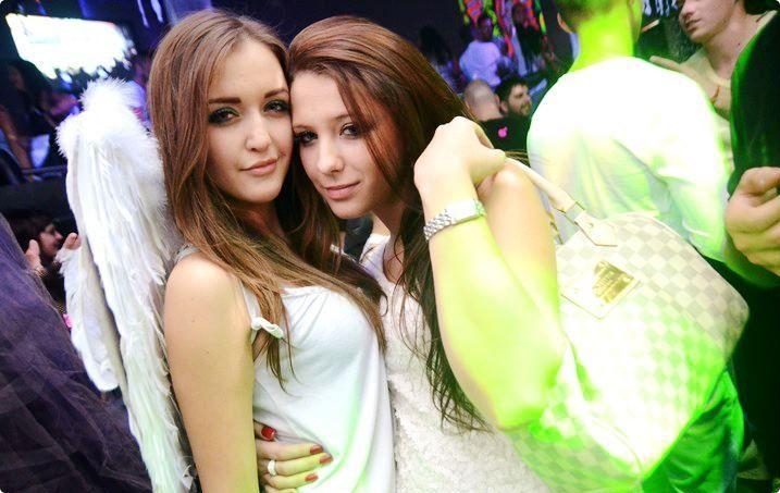 Girls Clubbing in The Club #bratislava #girls #stagdo