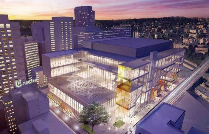 Seattle Convention Center Expansion ~ Seattle Times