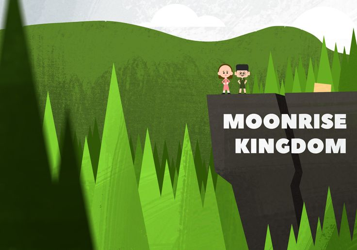 Moonrise Kingdom, Beomjin Kim on ArtStation at https://www.artstation.com/artwork/BQBYl