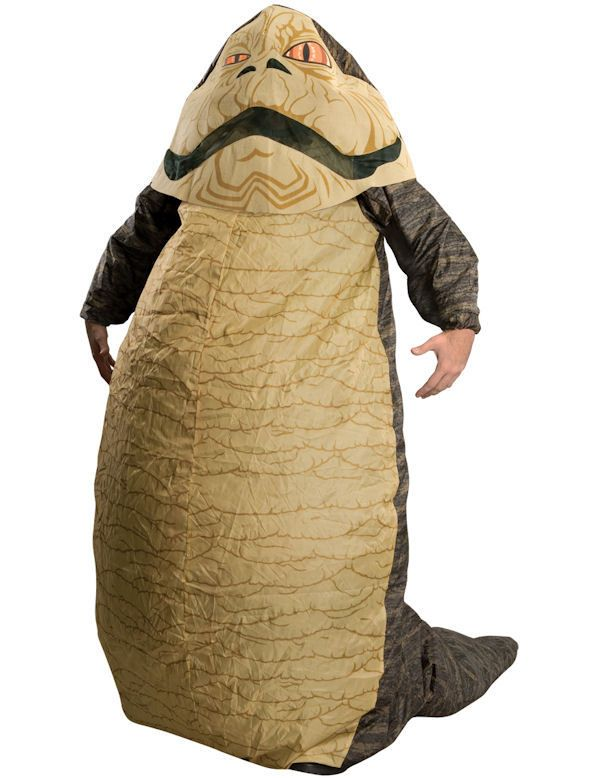 Jabba the Hutt Inflatable Star Wars Costume