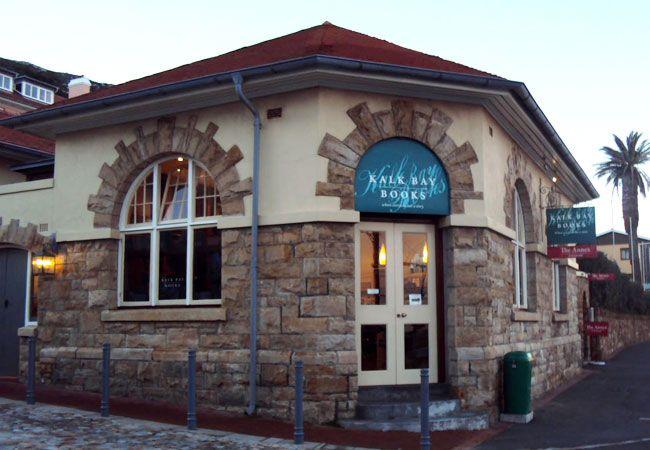 Kalk bay books, Cape Town