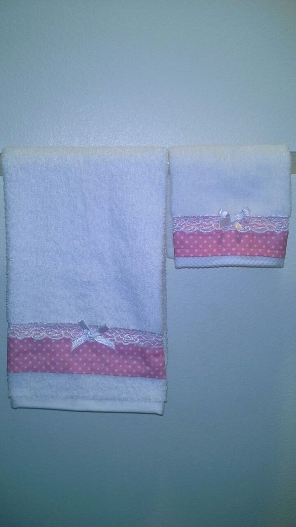 M s de 25 ideas incre bles sobre toallas decorativas en - Pegatinas decorativas para banos ...