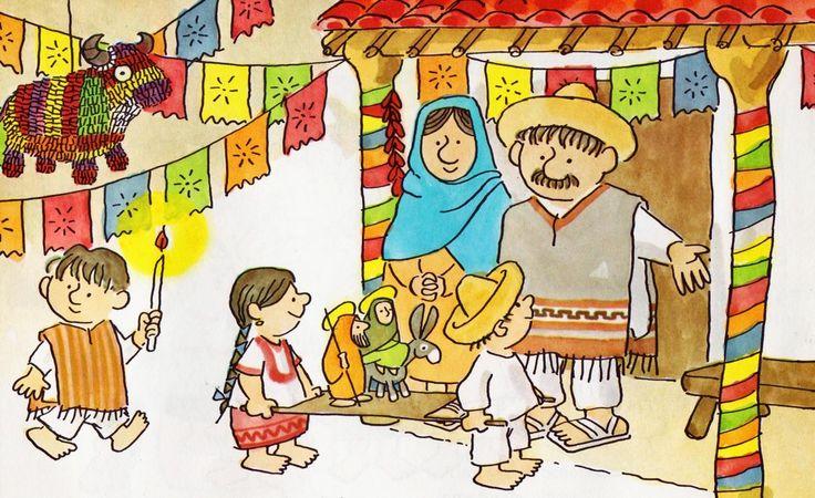 Praatplaat Mexico