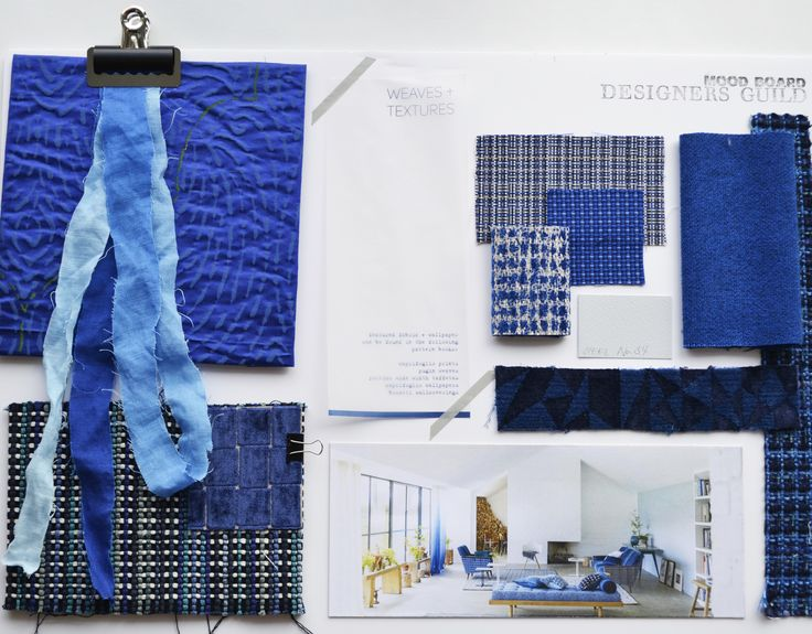 We love to incorporate vibrant blues in our collections