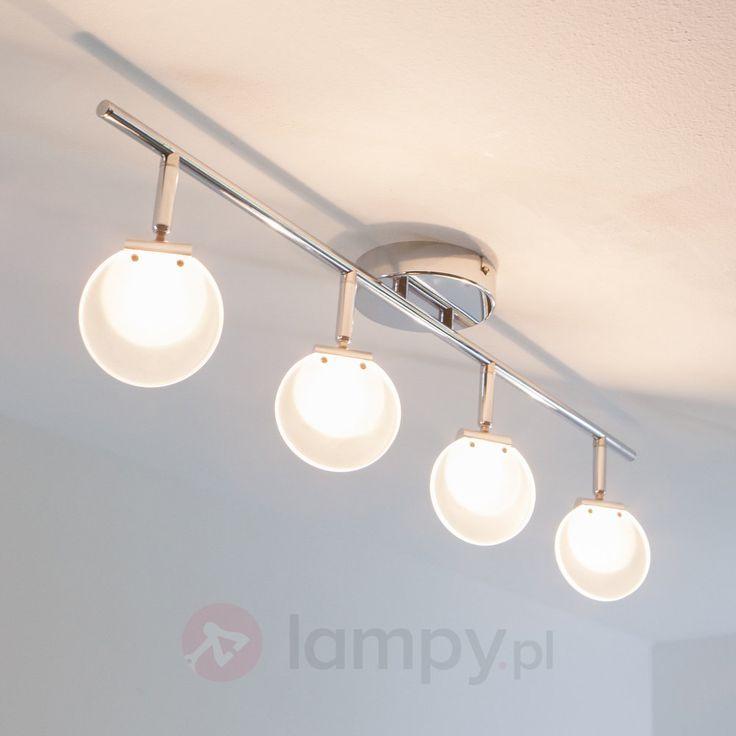 Atrakcyjna lampa sufitowa Sena z LED 9614058