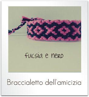 Blog su come fare: braccialetti dell'amicizia, friendship bracelets, wrap bracelets, macramè, accessori moda e un orto sul balcone.