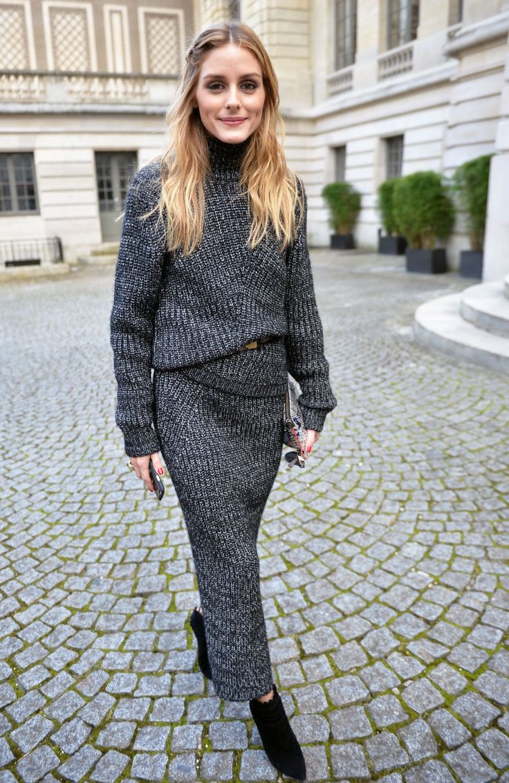 You won't believe where Olivia Palermo got her outfit from! Get all the details via @swavyapp