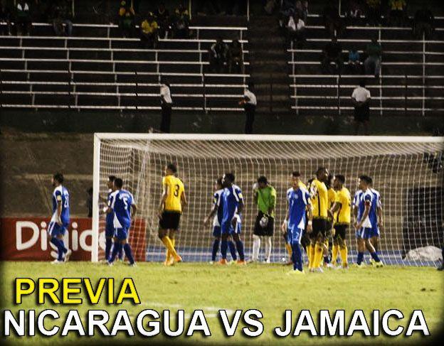 La Previa Nicaragua Vs Jamaica