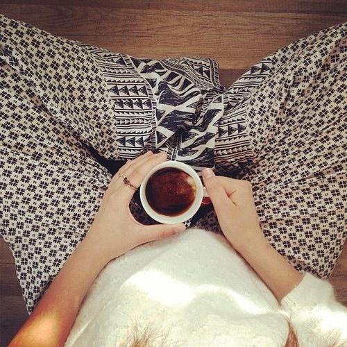 Lounge pants pattern