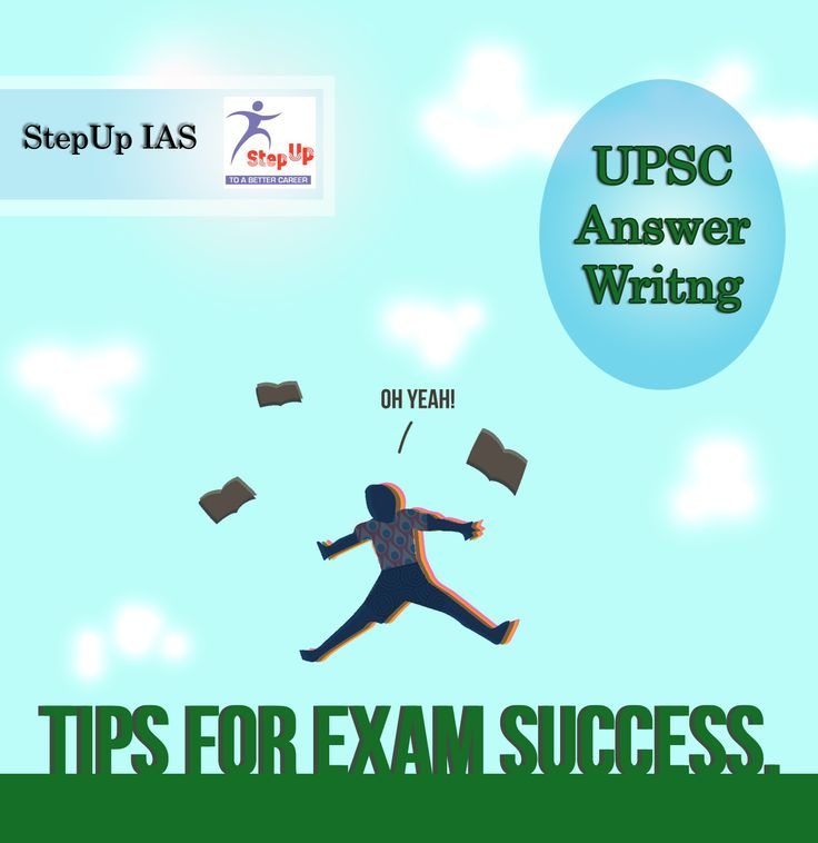 IAS Main Exam Writing Answers  A lot of UPSC aspirants complain about their failure in the exams in spite of putting their best efforts and writing correct answers in the examination. The problem is that they fail ..Read More: http://bit.ly/1oC0qfv  #UPSCWritingAnswersTips #IASMainExaminationsTips — at StepUp IAS
