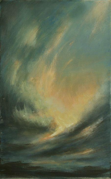 Acrylics on canvas 60x90cm
