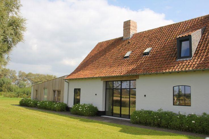 Realization Architects Peter Bovijn en Sophie Watelle