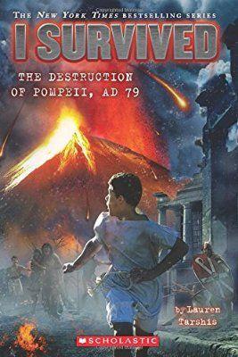 I Survived #10: I Survived the Destruction of Pompeii, AD 79 (Kobe)