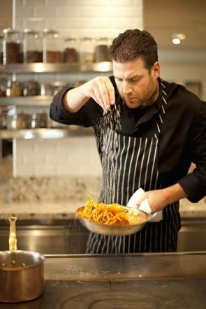 Celebrity Chef Scott Conant