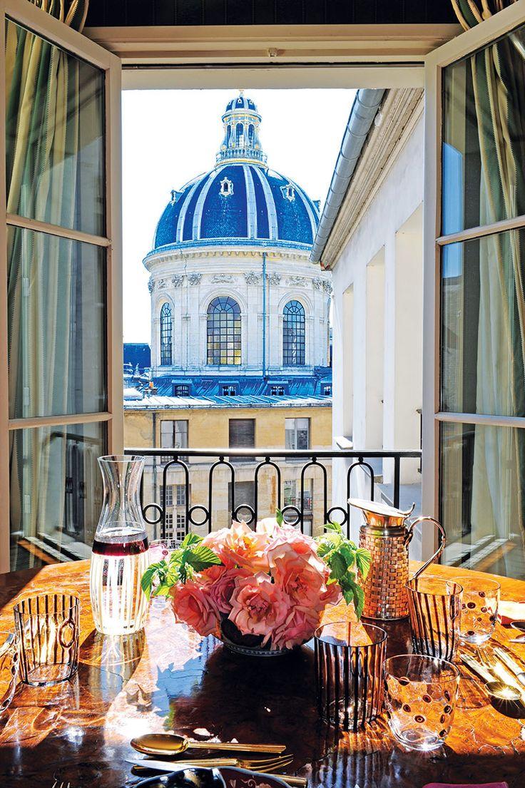 Statement Clutch - Gray baroque balcony by VIDA VIDA HT0Jy