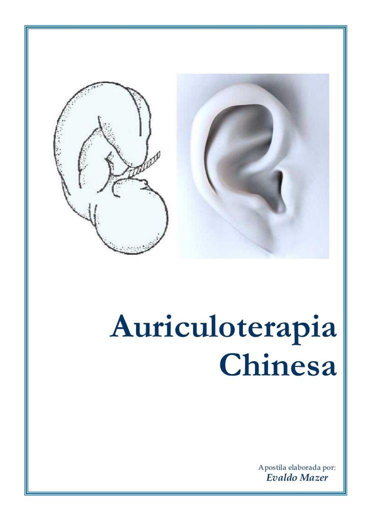 Auriculoterapia é uma forma, de medicina alternativa ou complementar, baseada na ideia de que a orelha é um microssistema, com o corpo inteiro